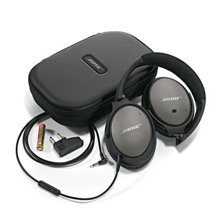 Bose QC25消噪耳机使用简评