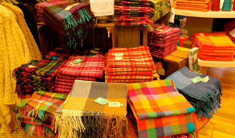 AVOCA 100%美丽诺羊毛围巾