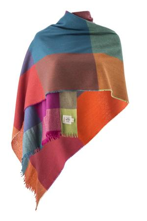 AVOCA精纺羊毛长款围巾