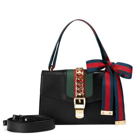 Gucci Sylvie 手袋