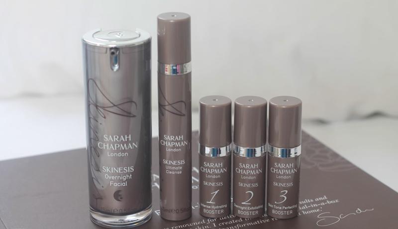 英国Sarah Chapman护肤品,低调而奢华的名媛新欢