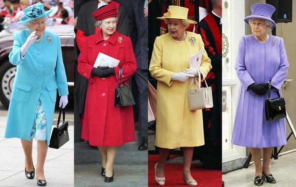 盘点那些因英国王室成员背过而红的英伦包包