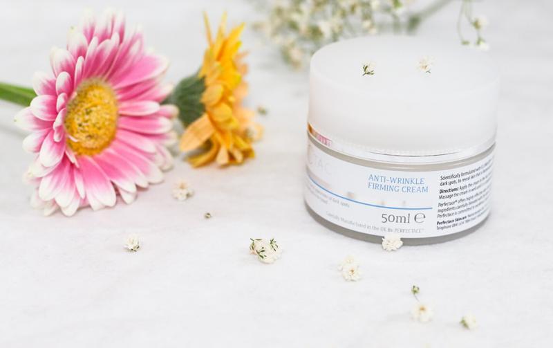 新晋护肤小花旦:Perfectace Anti-Wrinkle Firming Cream抗皱面霜评测