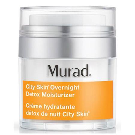 Murad City Skin Overnight Detox Moisturiser(穆拉德城市肌夜间排毒保湿霜)