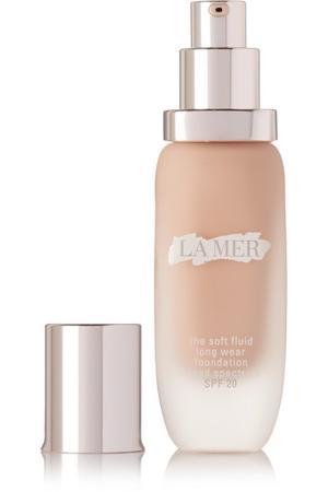 La Mer The Soft Fluid Long Wear Foundation SPF20 海蓝之谜持久修复保湿修复粉底液