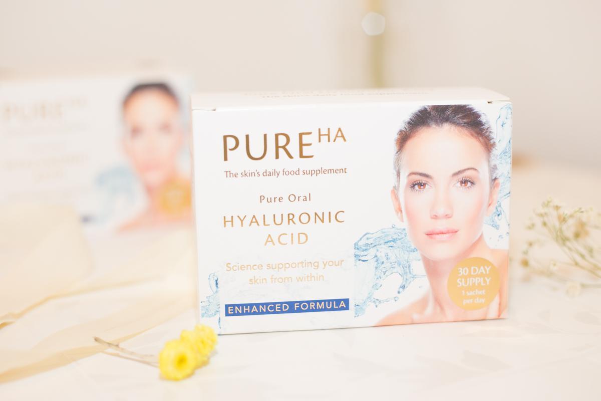 Pure Hyaluronic Acid 口服玻尿酸