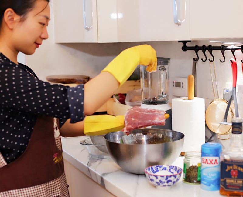 手把手教你如何在英国做酱肉