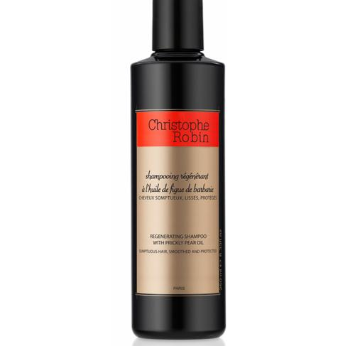 CHRISTOPHE ROBIN Regenerating Shampoo With Prickly Pear Oil 刺梨籽油洗发露