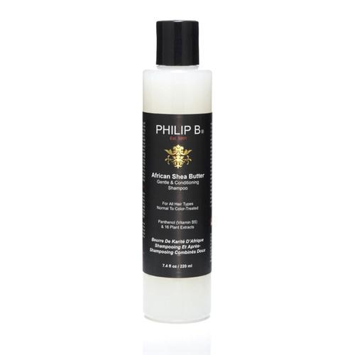 Philip B African Shea Butter Gentle & Conditioning Shampoo 非洲乳木果温和滋润洗发水