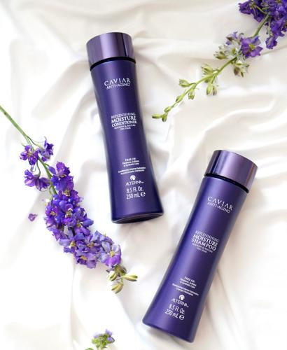 Alterna Caviar Anti-Aging Replenishing Moisture Shampoo/Conditioner 鱼子酱海藻纤维保湿洗发水/护发素