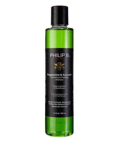 PHILIP B Peppermint & Avocado Volumizing & ClarifyingShampoo 薄荷鳄梨丰盈澄净洗发水