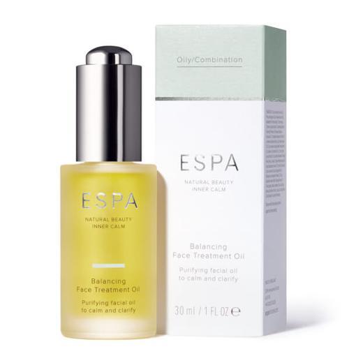 最适合油性肌肤的护肤油:ESPA Balancing Face Treatment Oil