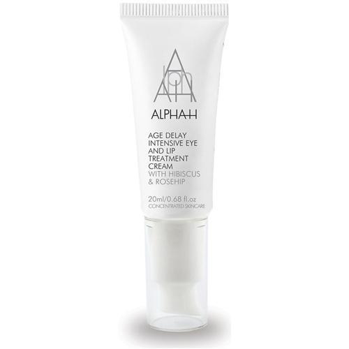 Alpha-H Age Delay Intensive Eye And Lip Treatment Cream 驻颜紧肤眼唇滋润霜