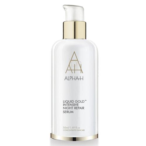 Alpha-H Liquid Gold Intensive Night Repair Serum 液体黄金强效夜间修复精华