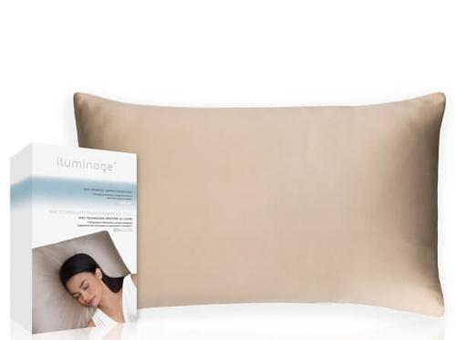 Iluminage Sesame Skin Rejuvenating Pillowcase(铜离子美肤舒眠枕套)