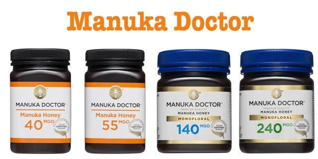 Manuka Doctor 麦卢卡蜂蜜购买指南(2019新标准)