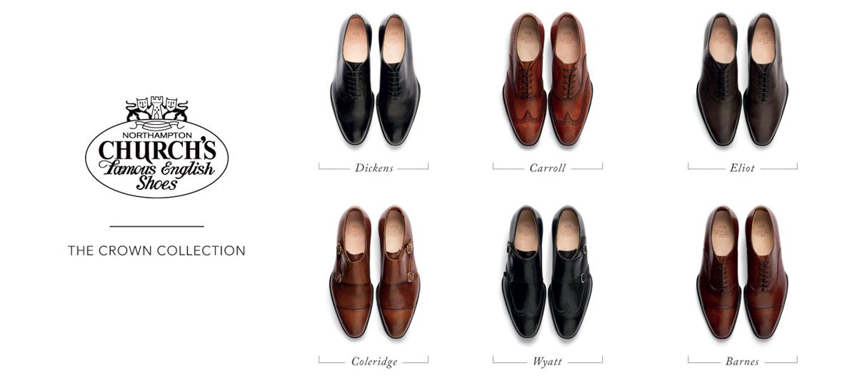 CHURCH'S皮鞋