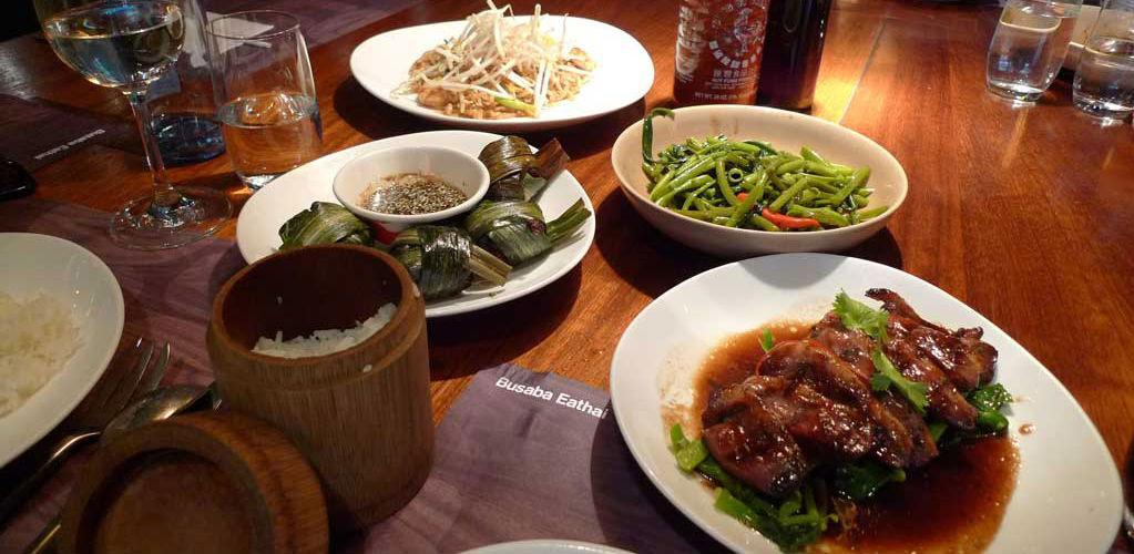 比斯特购物村泰国餐厅