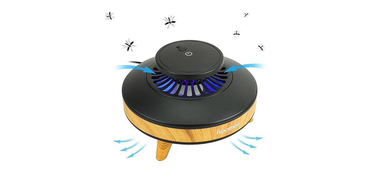 HOOMEE Smart Mosquito Light Trap 智能驱蚊灯