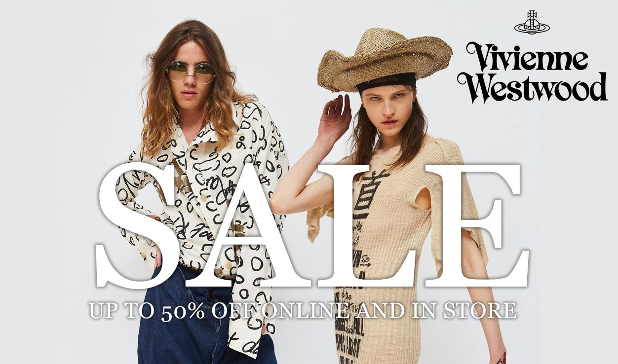 Vivienne Westwood summer sale