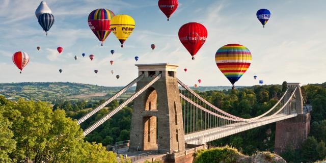 2019年布里斯托国际热气球节出行参考