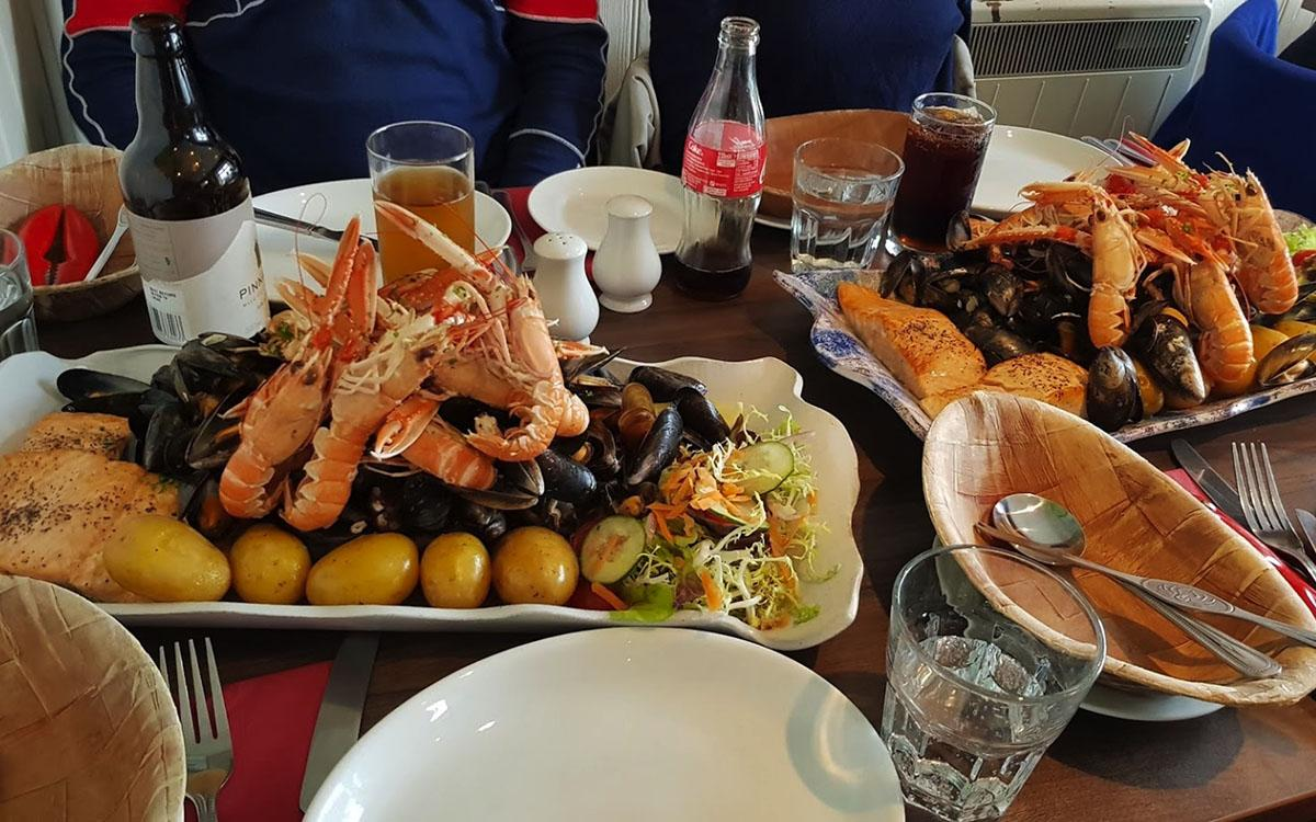 Sea Breezes Restaurant