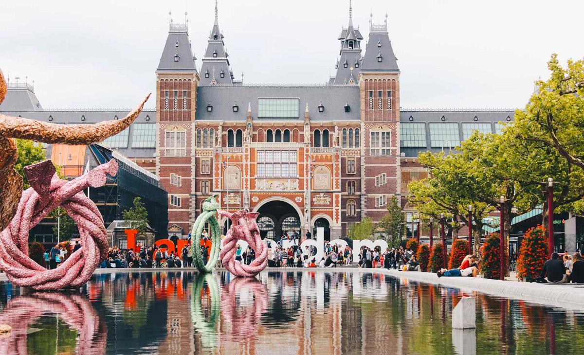Rijksmuseum 荷兰国立博物馆