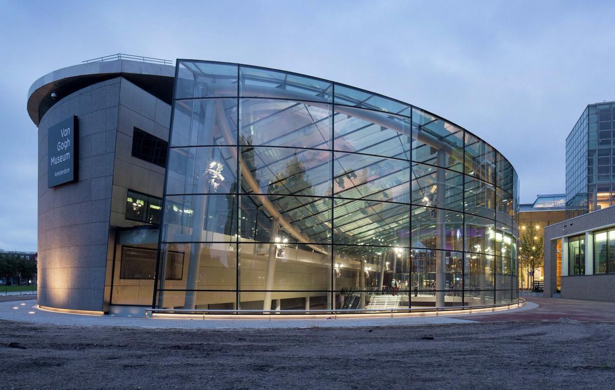 Van Gogh Museum 梵高博物馆
