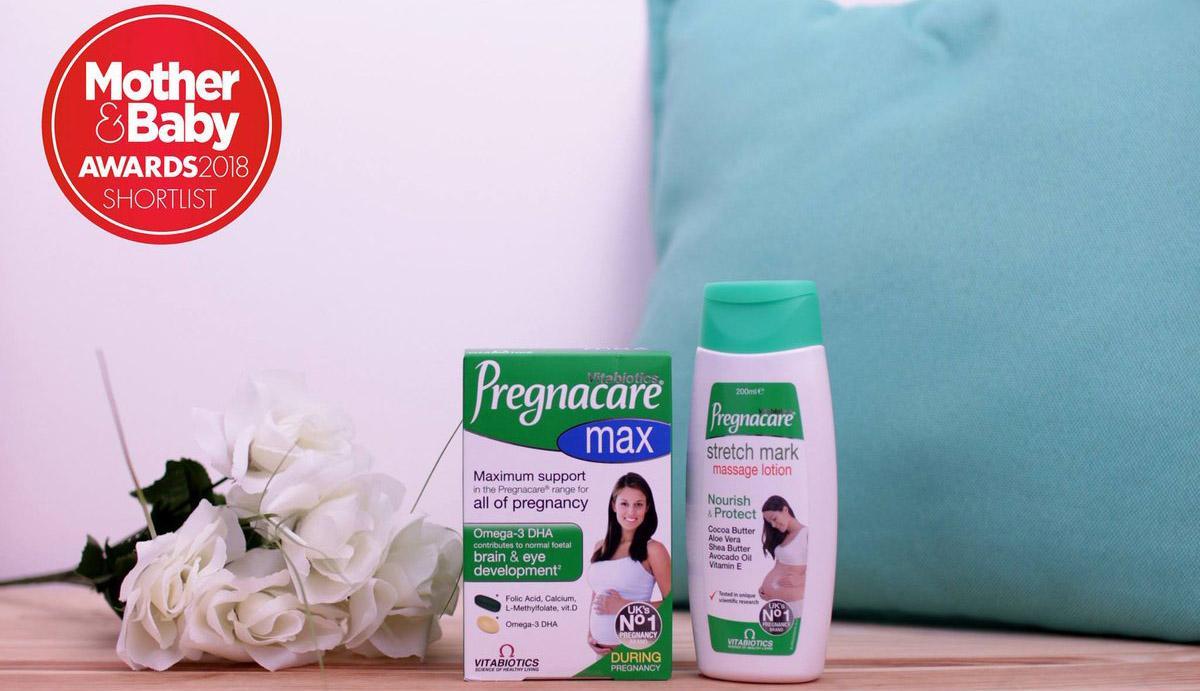 Vitabiotics Pregnacare 获奖单品