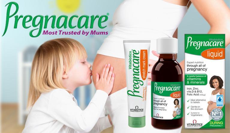 Vitabiotics Pregnacare 孕妇保健系列