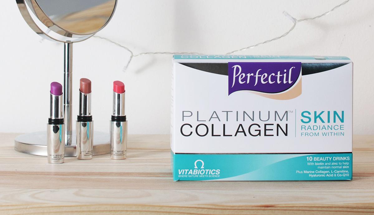 Perfectil Platinum Collagen Skin Drink