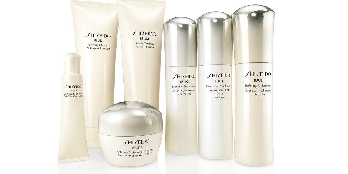 Shiseido Ibuki系列