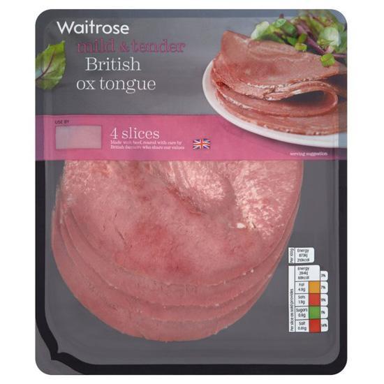 British Ox Tongue