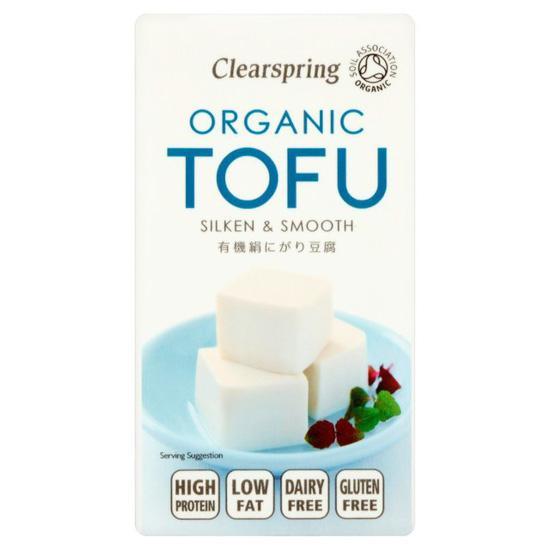 Clearspring Organic Japanese Silken & Smooth Tofu