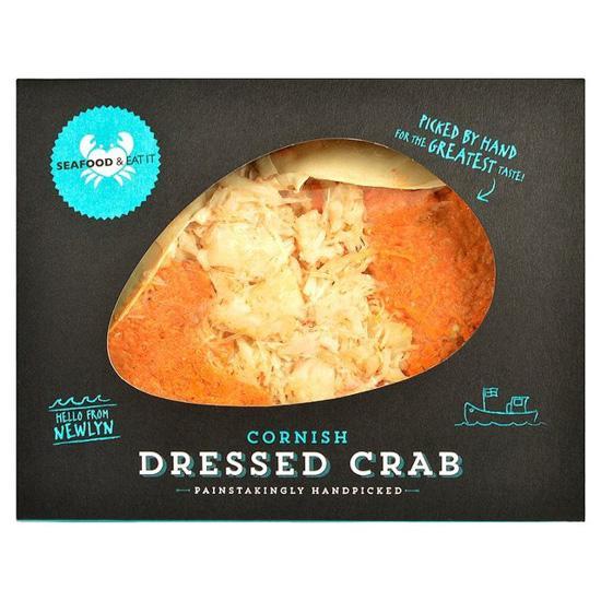 Cornish Dressed Crab