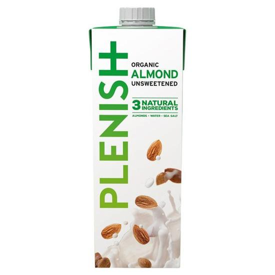 Plenish Organic 6% Almond Milk