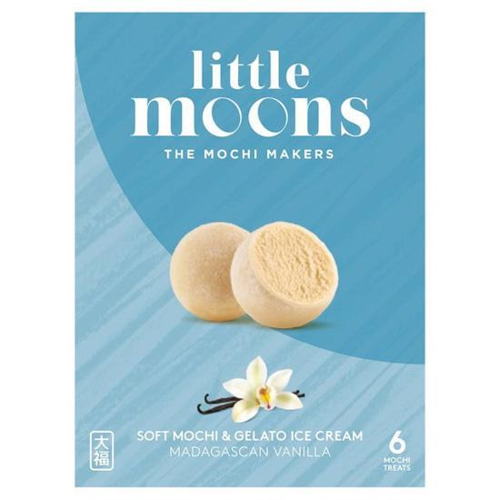 Little Moons Vanilla Mochi Ice Cream