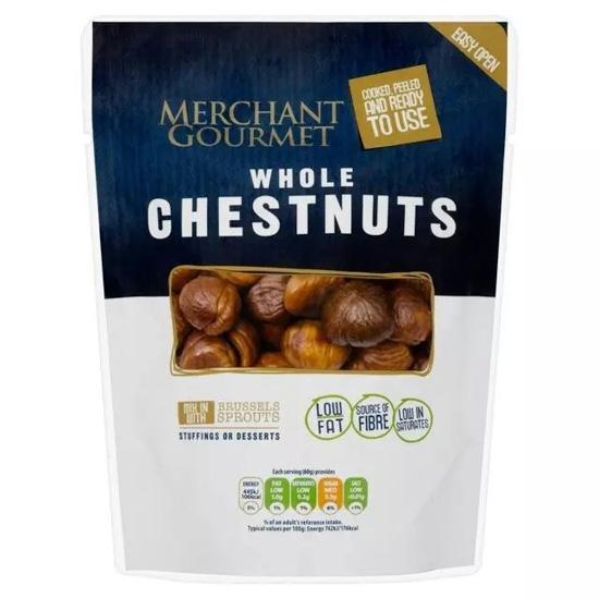 Merchant Gourmet Whole Chestnuts
