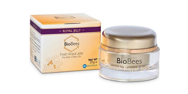 哈罗德百货热卖的BioBees蜂王浆的秘密