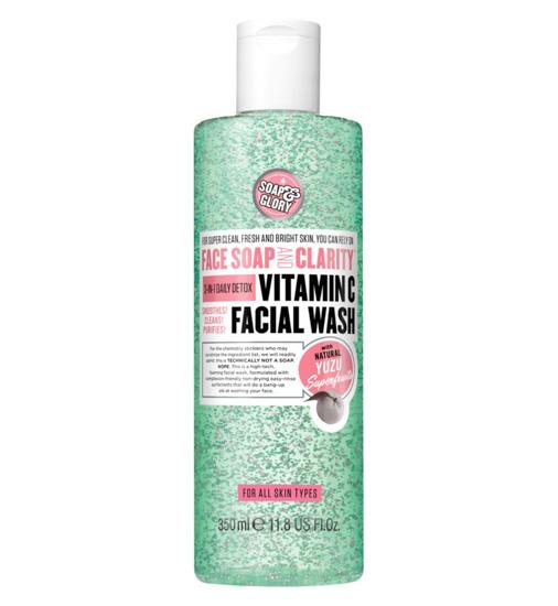 SOAP & GLORY 3-in-1 Daily Detox Vitamin C