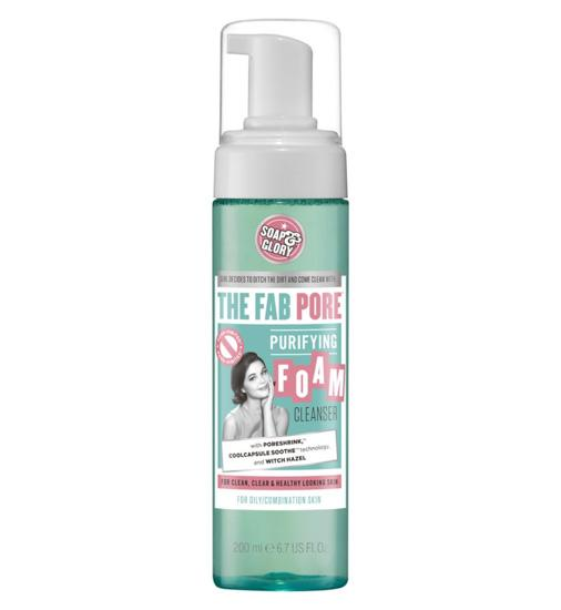 SOAP & GLORY The Fab Pore Purifying Foam Cleaser