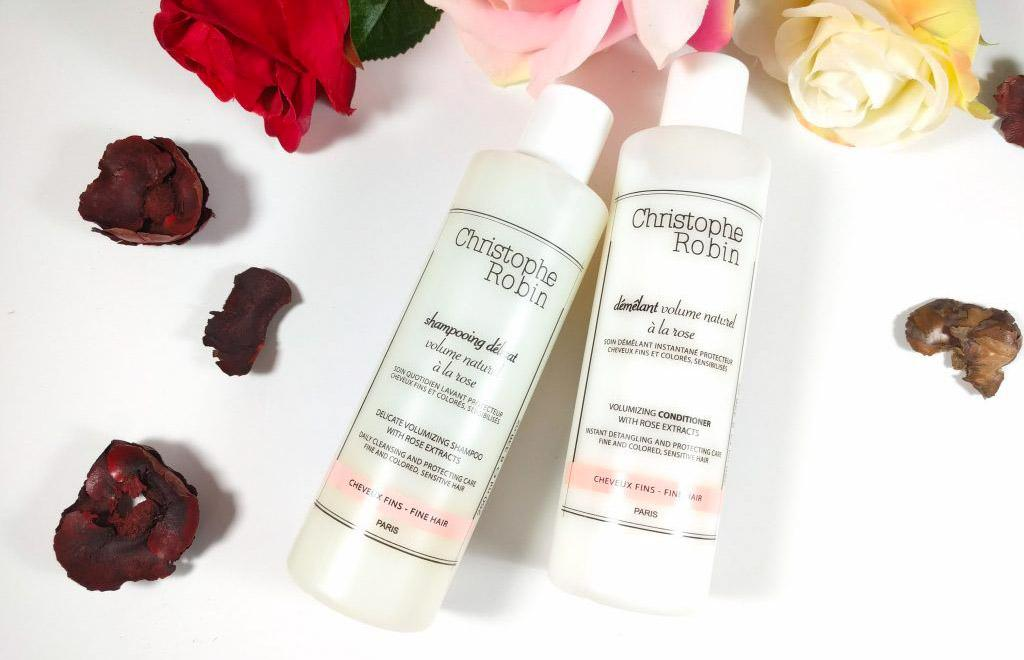 Christophe Robin Delicate Volumizing Shampoo with Rose Extracts(玫瑰丰盈洗发水)