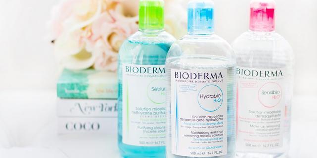 【Bioderma】实测三款贝德玛卸妆水