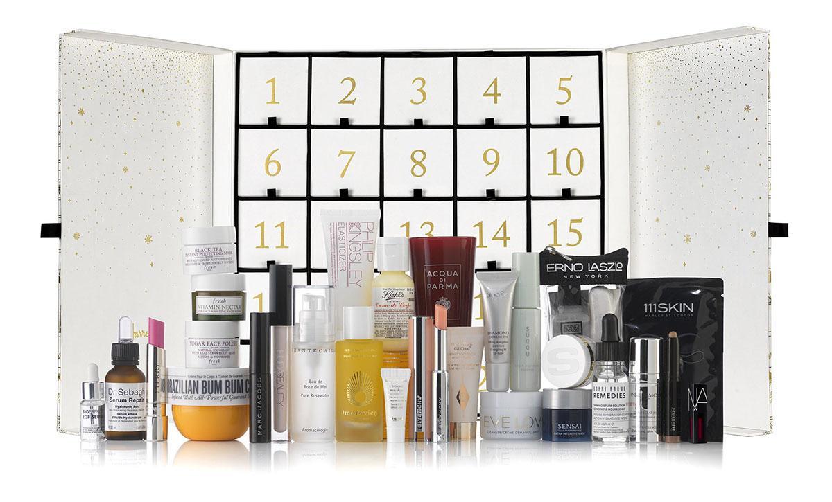 2017 Harrods Beauty Advent Calendar