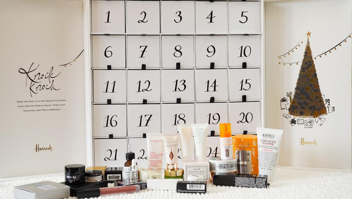 2018 Harrods Beauty Advent Calendar
