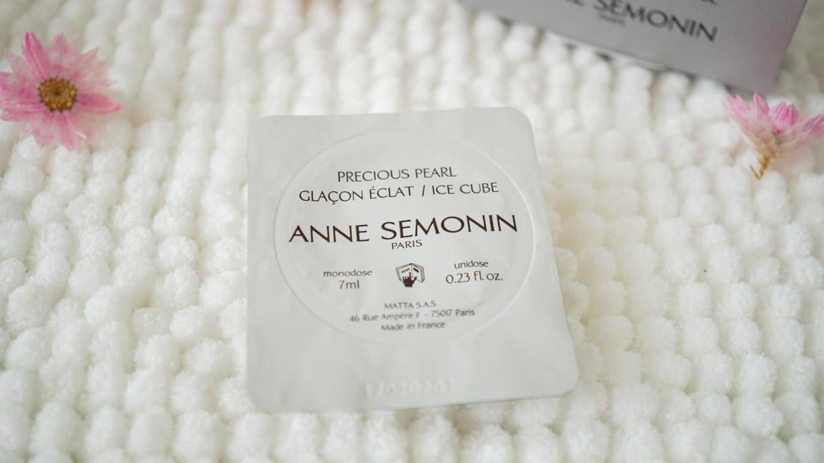Anne Semonin Precious Pearl Ice Cube