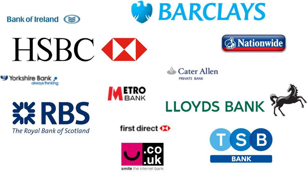 英国的银行