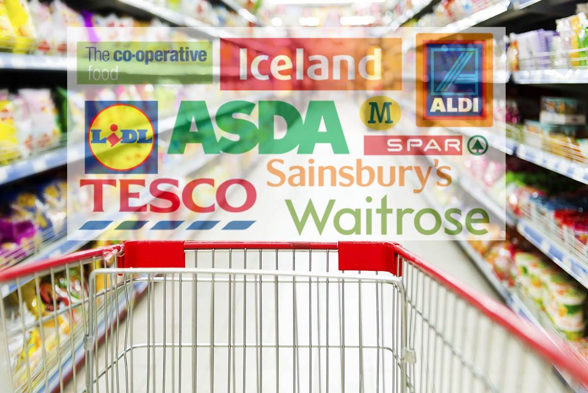 英国的大型购物超市汇总及点评