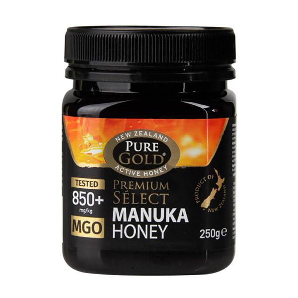 Pure Gold Premium Select Manuka Honey
