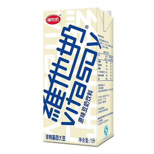 维他奶 原味豆奶